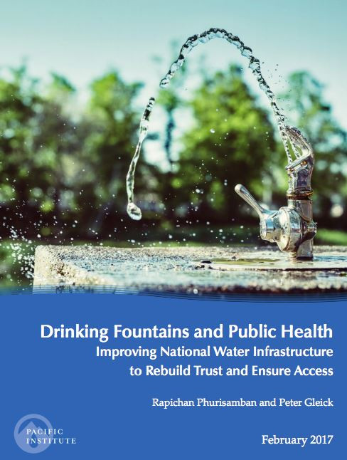 Drinking Fountains report