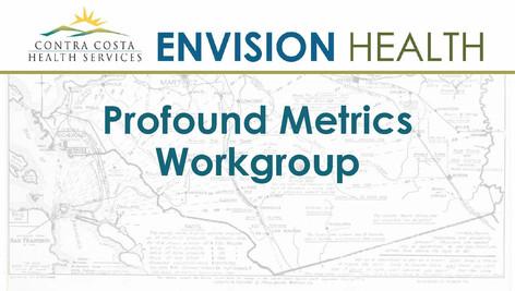 Profound Metrics Presentation