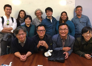 South Korean Tap Water Delegation Meets with National Drinking Water Alliance
