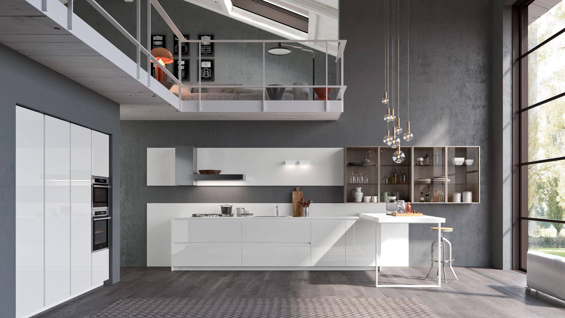 Cucina Pedini / Arke