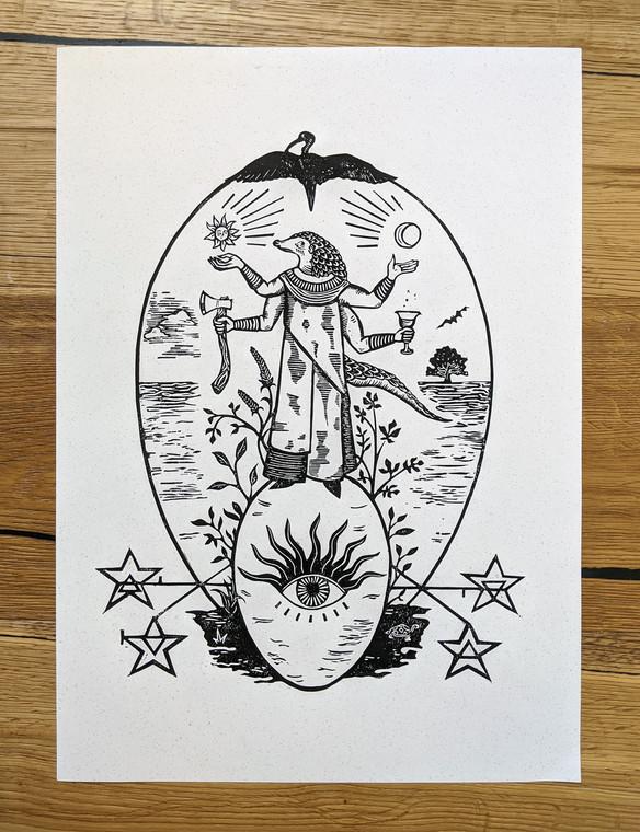 The Pengguling Egg
