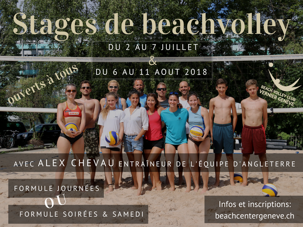 Stages d'été et workshops