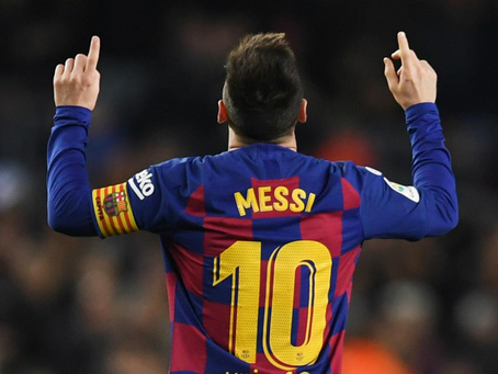 """A """"Messi"""" Situation in Barcelona"""