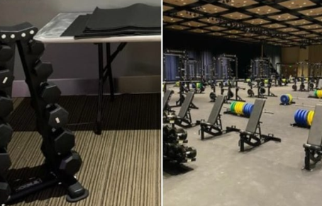 The Real Madness of the NCAA Tournament: Major Discrepancies in Men's and Women's Workout Facilities