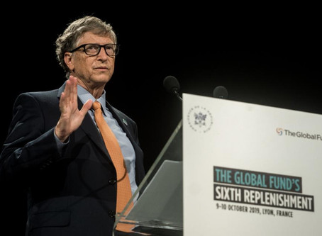 Bill Gates Calls For Human Tracking System
