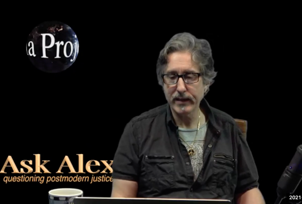 Ask Alex 013 - So, you want to sue a Judge?