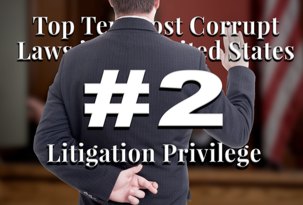 Top Ten Most Corrupt Laws in the United States