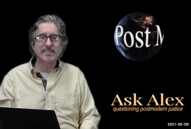 Ask Alex 030 - Jail Time for Posting a Petition? It's Orwellian and Kafkaesque.