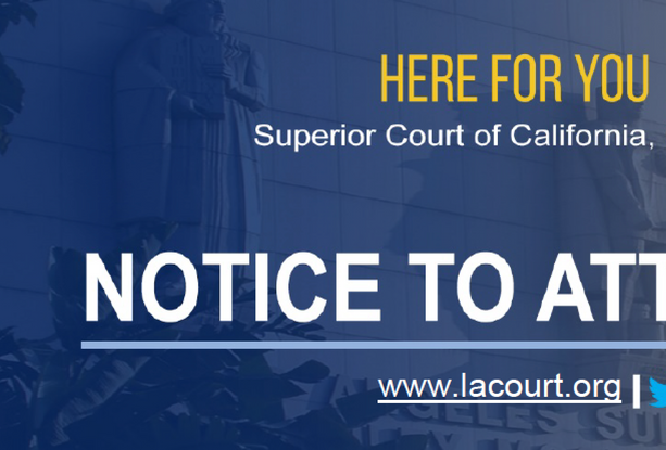 Attention L.A. Courtwatchers: New Court Listening  :-)