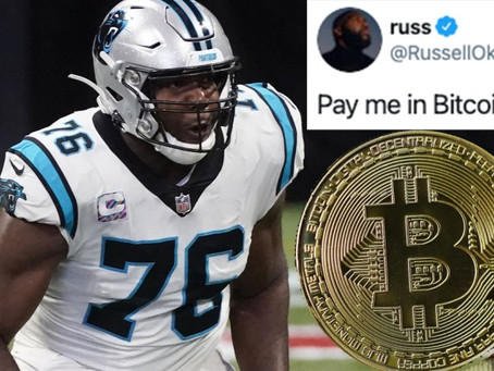 Show me the... Bitcoin?