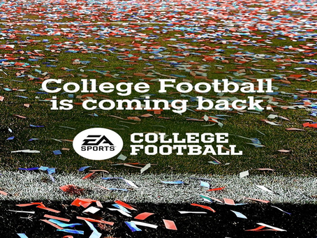 The Return of EA Sports College Football and Ongoing Legal Fight over Student Athlete Compensation