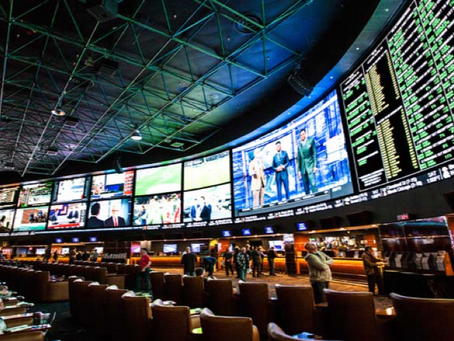 Legalizing Sports Gambling Makes a lot of Sense…Not to Mention Billions of Dollars