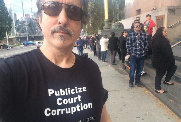 Alex Baker Needs YOU for Court-Watch L.A.