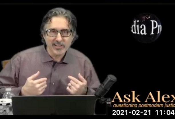 Ask Alex 020 - Baby Dramatically Saved from DCFS in 21st Century Underground Railroad Operation!