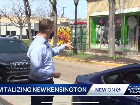 Local business owners, city officials look to revitalize New Kensington