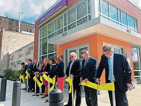 Completion of UPMC family health center in New Kensington celebrated
