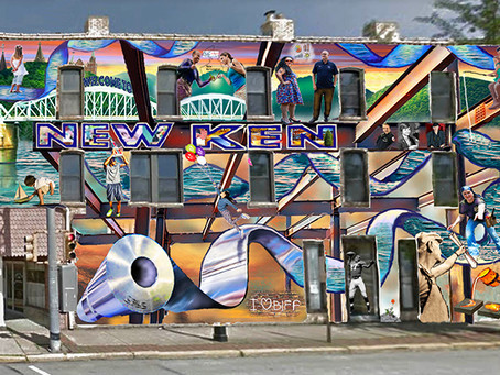 Community Paint Days planned for New Kensington Mural project