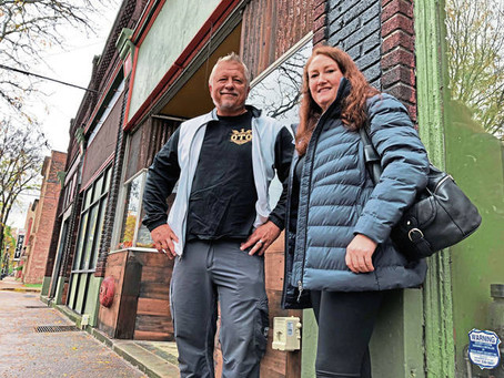 One man's mission to overhaul downtown New Kensington opening doors for new business owners