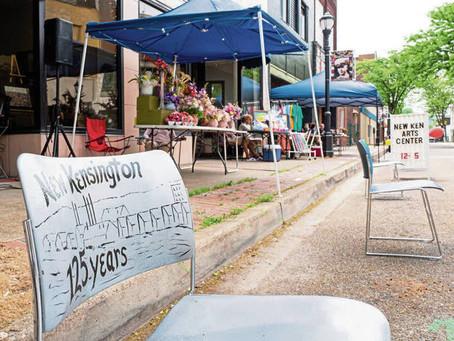 Street art fair latest effort to continue bringing life back to New Kensington