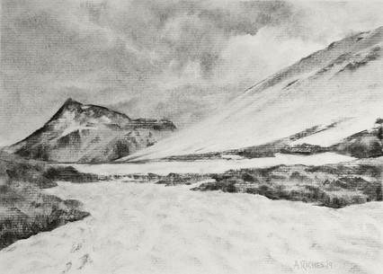 Vífilsfell - Iceland