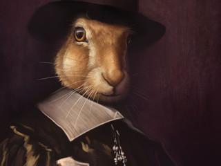 Fancy Hare