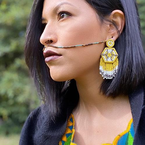 Maya Nose Ornament