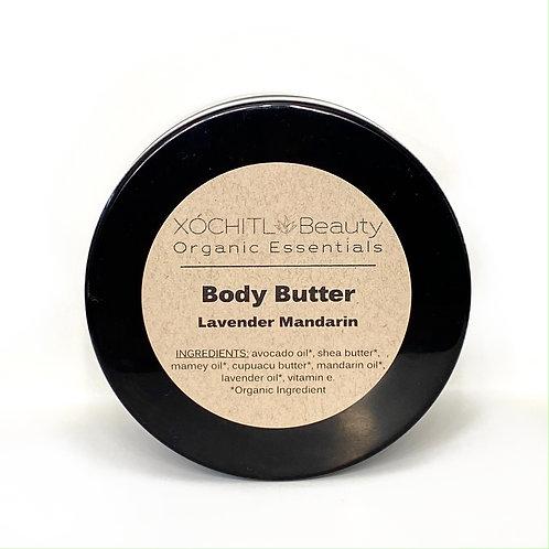 Body Butter - Lavender Mandarin