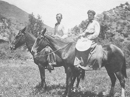 The Humor of A Mountain Cowboy