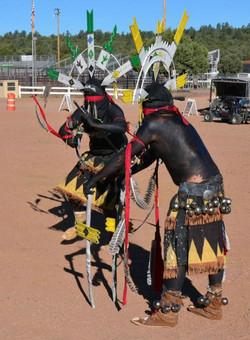 Tonto Apache Tribe Crown Dancers