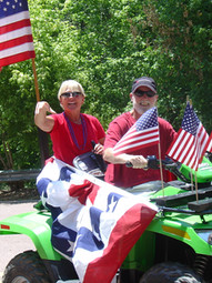 Christopher Creek 4th of July Parade