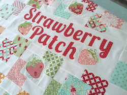 Strawberry Patchers Quilt