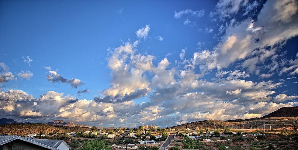 Living in Globe, Arizona