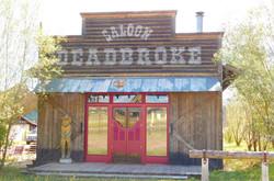 Young Deadbroke Saloon