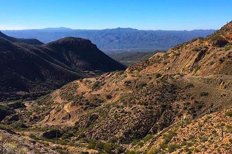 Scenic Hayden, AZ