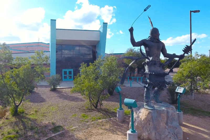 San Carlos Apache High School