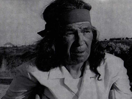 Nino - The Grandson of Cochise