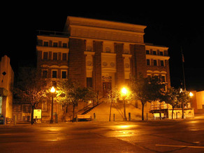 The Old Gila County Courthouse, It's Full of  Ghosts and History!