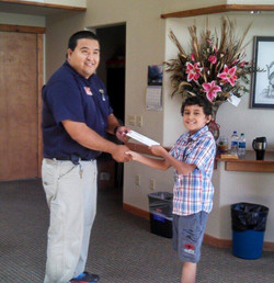 Tribal Recognition For Youth
