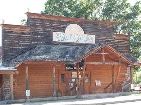 The History of the Oxbow Inn & Saloon
