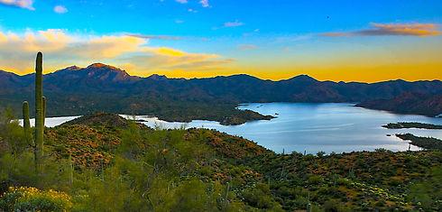 Roosevelt Lake, Arizona
