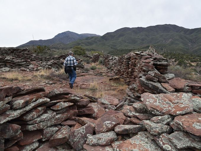 Gisela Salado Ruins