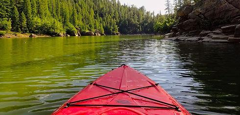 Kayaking in Rim Country