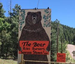 """THE BEAR"" Steakhouse"