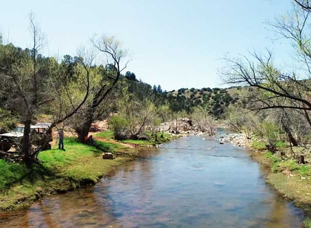Discover The East Verde Reiver in Gila County, Arizona