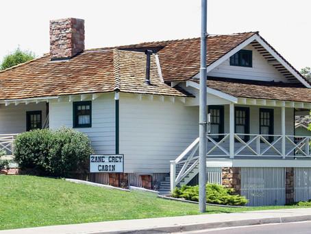 Zane Grey History in Gila County