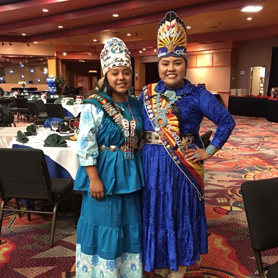 Tonto Apache Tribe Miss Indian AZ