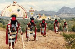 San Carlos Apache Crown Dancers