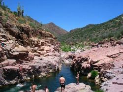 Tonto Creek Swimming, Gisela, Compre