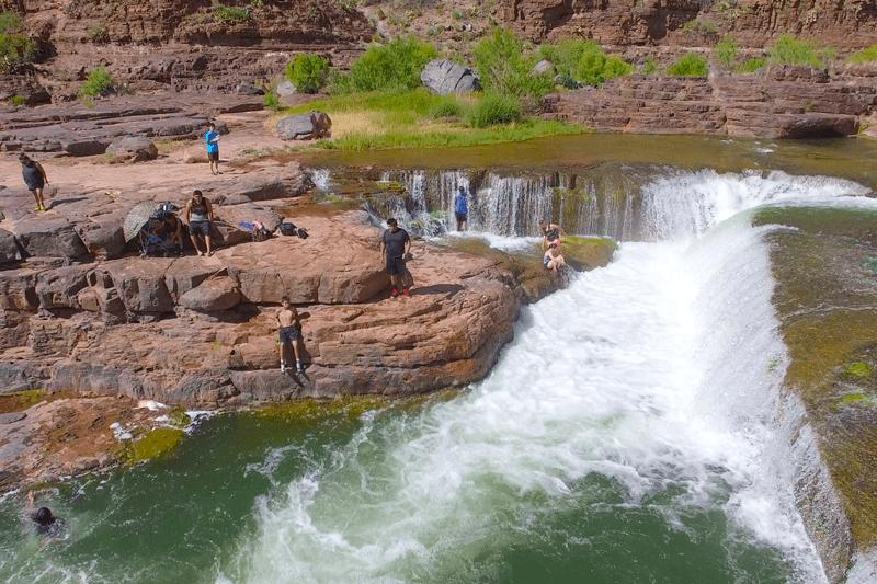 Seneca Falls - San Carlos, Arizona