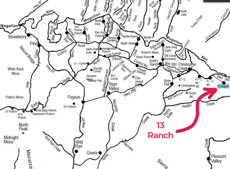The 13 Ranch - A Pioneer Story